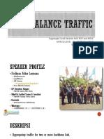 Load Balance Traffic MikroTik