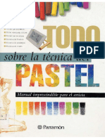 LIBRO - Parramon - Todo Sobre La Tecnica Del Pastel (Dibujo)