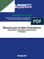 Manual Para La Red Comunitaria 2010