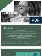 Teoría de la Personalidad de Carl Rogers (Presentación)