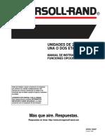 Manual de Operacion -250-500HP 1 y 2E SPANISH