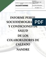 Perfil Sociodemografico