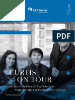 Curtis on Tour - Teatro Municipal de Santiago - 2019