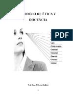 Modulo de Etica y Docencia
