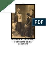 DEVOCION A LA SANTA FAZ.docx
