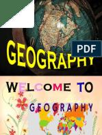Geography Presentation