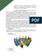 LA ADMINISTRACION DE RECURSOS HUMANOS.docx