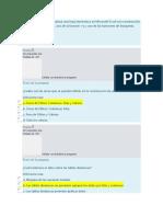 Valuación Final Del Curso Administrando Información Con Microsoft Excel