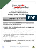 RESIDENCIA ESP RS 2013