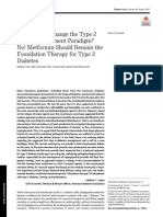 Is It Time to Change the Type 2 Diabetes Treatment Paradigm No! Metformin Should Remain the Foundation Therapy for Type 2 Diabetes.pdf
