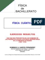 FÍSICA CUÁNTICA - ACCESO A LA UNIVERSIDAD
