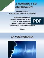 LA VOZ HUMANA Y SU CLASIFICACION.pptx