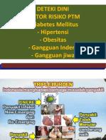 Deteksi Dini Ptm 1
