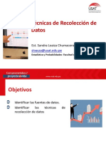 2. Técnicas de Recolección de Datos