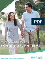 Heartbeat Platinum Brochure