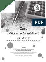Caso Oficina de Contabilidad y Auditoria