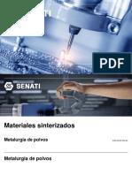 Materiales Sinterizados 401-1