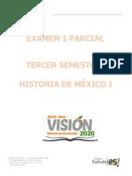 Examen Historia i 1 Parcial