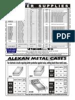 Metal Power Cases