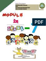 Grade 7 Science_module