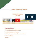 Vietnam - Economic Update (19 June 2008)