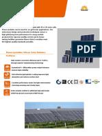 Panel Solar Policristalino 5w,10w,20w,50w RESUN