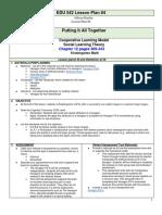 edu 542 lesson plan 4