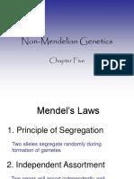 DLL Science Grade9 (NonMendelian Genetics - Chapter5)