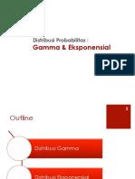 Distribusi Gamma & Eksponensial.pptx