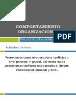 Conflictos UCV
