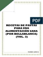 Recetas Metodo Bellablanca 3