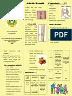 Leaflet Osteoartritis