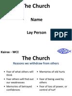 4 the Church