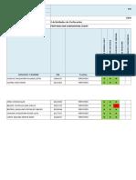 Matriz de Capacitación ISEM