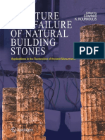 K.T. Chau, R.H.C. Wong, T.-f. Wong (Auth.), STAVROS K. KOURKOULIS (Eds.) - Fracture and Failure of Natural Building Stones_ Applications in the Restoration of Ancient Monuments-Springer Netherlands (2