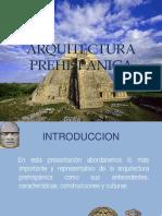 arquitectura prehipanica