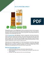 Berbagai Khasiat Procomil Spray Asli, Obat Kuat Semprot 081224444559