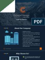 Crystal Image - Company Profile