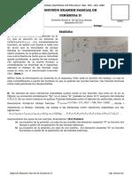 Examen de Ingeniera Mecanica Dinamica