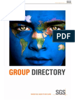 Sgs Group Directory