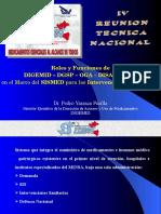 Roles y Funciones Del Sismed