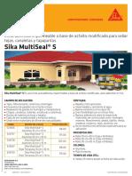 BOLETIN Sika MultiSeal® S