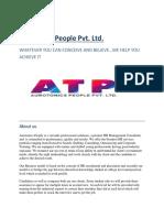 Aurotonics Profile