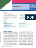 3. Fundamental Concepts and Skills for Nursing ---- (Unit III Communication in Nursing )