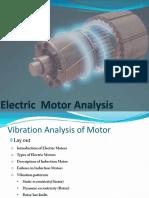 Electric Motor Analysis