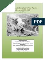 Thayer China's Decade-Long Hybird War Against Vietnam, 1977-1987
