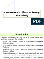 CVDs in Elderly