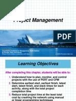 Project Management I