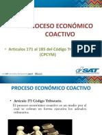 Juicio Económico Coactivo