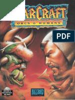 Manual de Juego, Warcraft; Orcs and Humans Traducido al Español